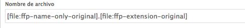 file path creation