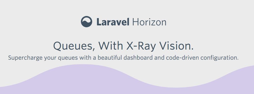 Laravel Queues & Horizon Dashboard